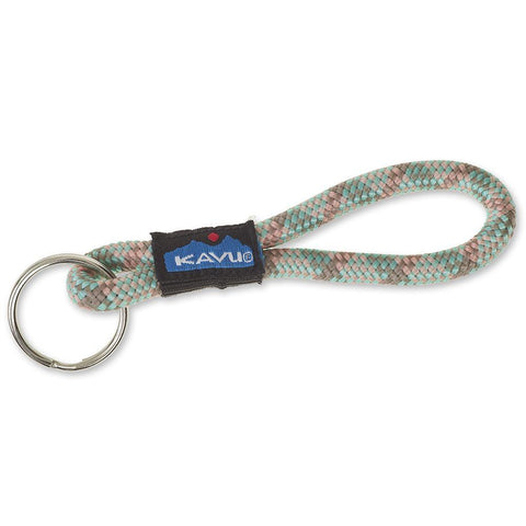 Rope Key Chain - Turquoise