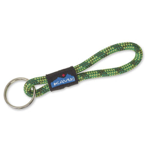 Rope Key Chain - Verde