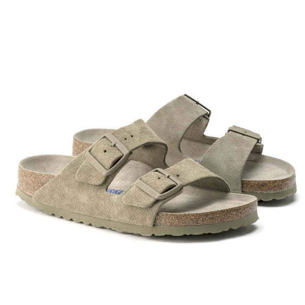 Arizona SFB Suede Leather- Faded Khaki