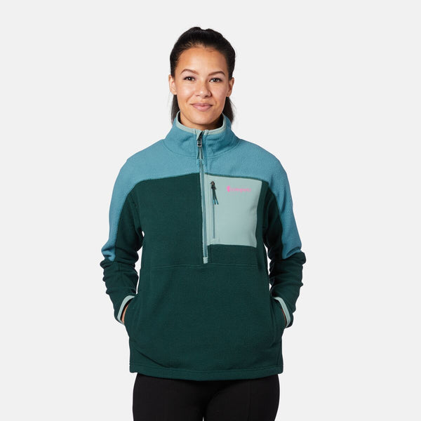 W Dorado Half-Zip Fleece Jacket