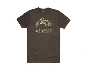 Trout River Camo T-Shirt