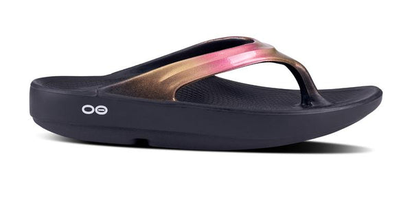 W OOlala Luxe Sandal - Rose Gold