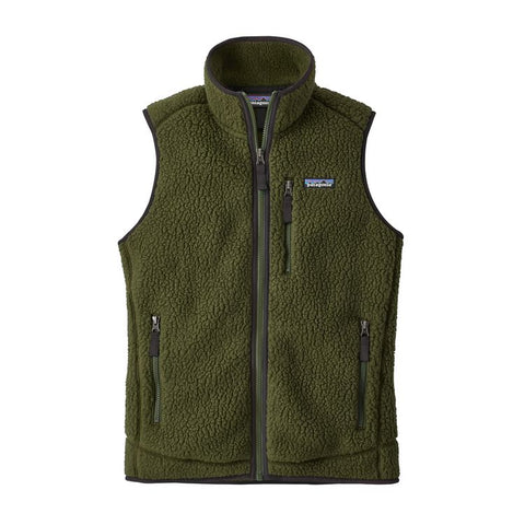 W's Retro Pile Fleece Vest