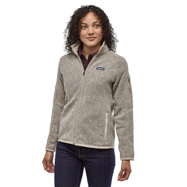 W Better Sweater Fleece Jacket