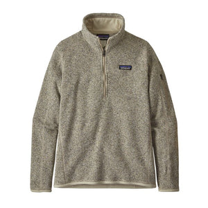 W Better Sweater 1/4-Zip Fleece