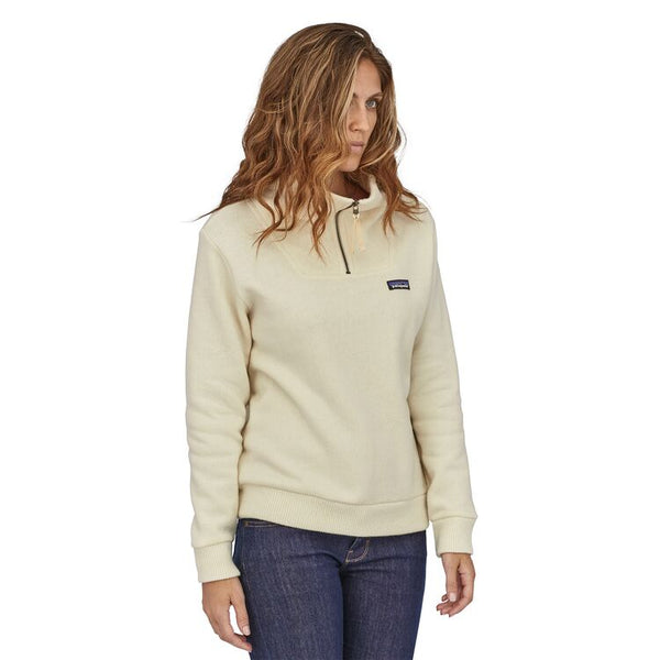 W Woolie Fleece Pullover