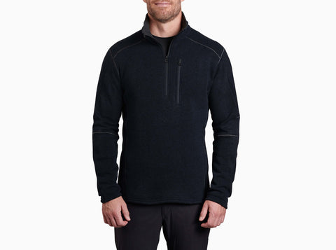 M Interceptr 1/4 Zip