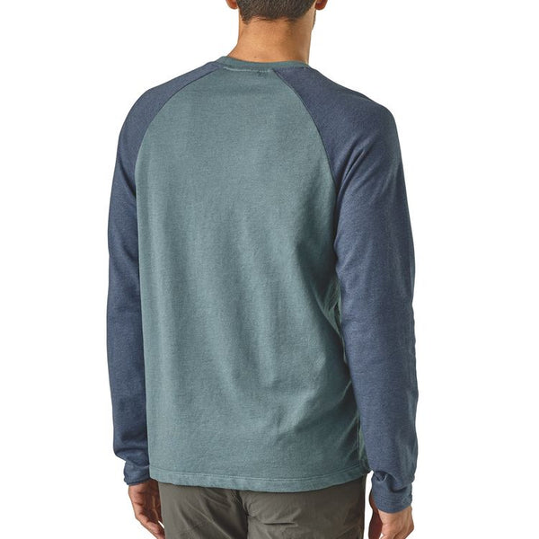 M Fitz Roy Hex Lightweight Crew Sweatshirt