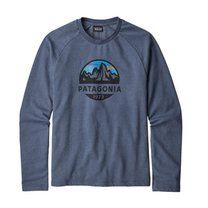 M's Fitz Roy Scope Lightweight Crew Sweatshirt