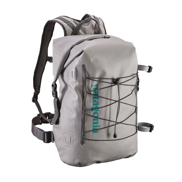 Stormfront Roll Top Pack - Drifter Grey