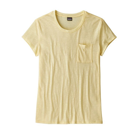 W's Mainstay Tee - Resin Yellow