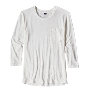 W Mainstay 3/4 Sleeved Top