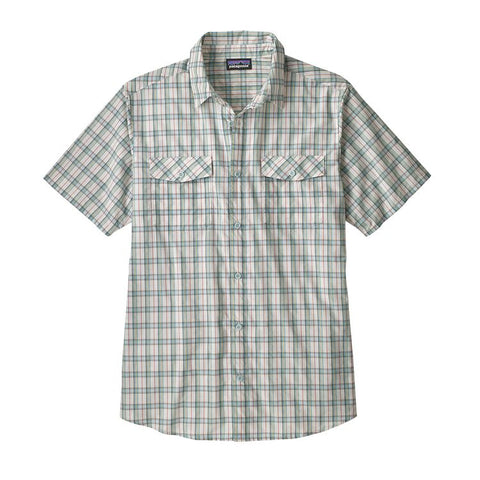 M's SS High Moss Shirt
