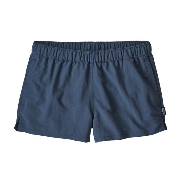 "W Barely Baggies Shorts - 2 1/2"" - Stone Blue"