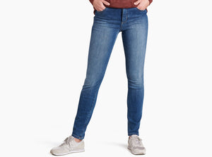 "W 9"" Kontour Flex Denim Skinny"