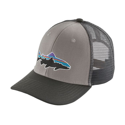 Kids' Trucker Hat Fitz Roy Trout