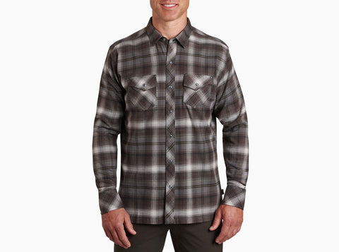 M Lowdown Flannel LS