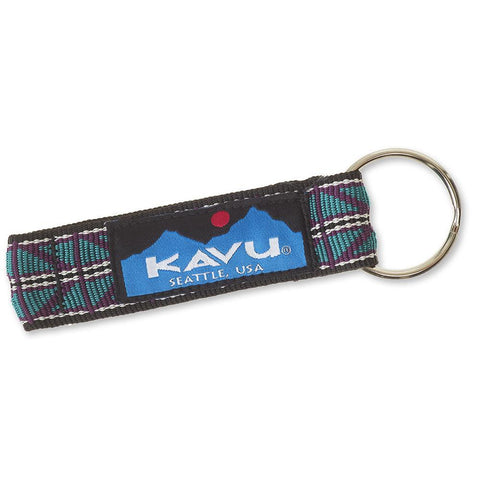 Key Chain - Purple Arrow