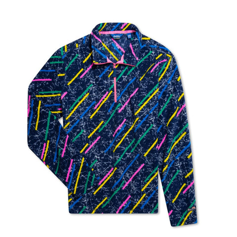 1/4 Zip Fleece- The All of the Lights