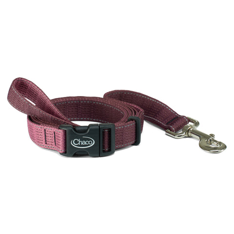 Dog Leash - Fig Purple