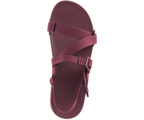 W Lowdown Sandal - Port