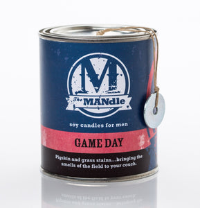 The MANdle- Game Day