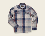 Crosscut Snapshirt- Erhardt Plaid