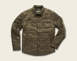Lightning Quilted Jacket