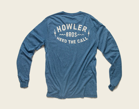 Howler Painted Longsleeve T-Shirt