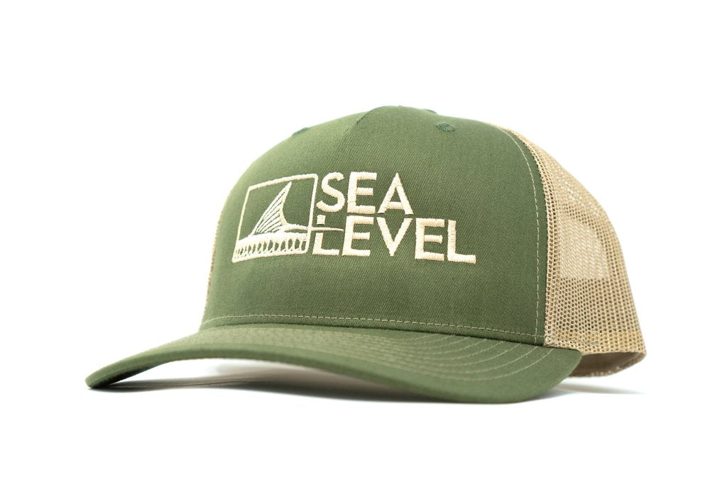 Sea Level Logo Hat