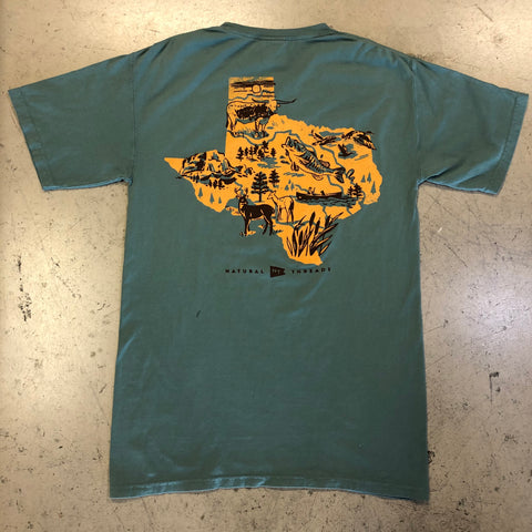Texas Finest SS Pocket T-Shirt