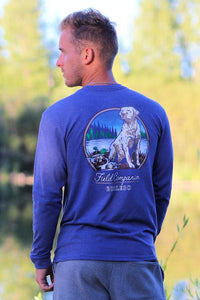 Field Companion LS Pocket T-Shirt