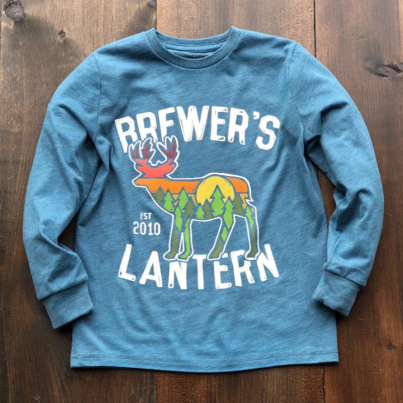 Little Lantern Staggerin' Around L/S