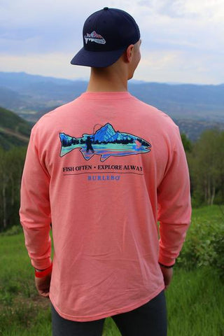 Fish Often LS Pocket T-Shirt