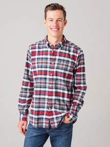 M Highland Check 31 Tailored Shirt
