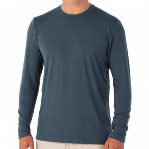 M's Bamboo Midweight Long Sleeve