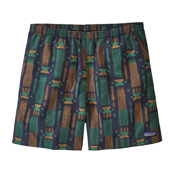 "M Baggies Shorts - 5"" -  Tallgrass: Eelgrass Green"