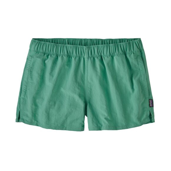 "W Barely Baggies Shorts 2 1/2""- Light Beryl Green"