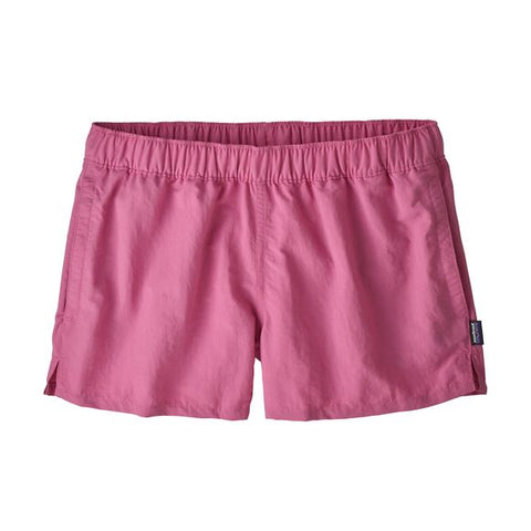 "W Barely Baggies Shorts -  2 1/2"" -Marble Pink"