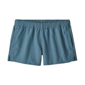 "W Barely Baggies Shorts - 2 1/2"" - Pigeon Blue"