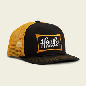 Howler Classic Snapback- Black