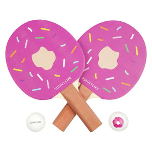 Ping Pong Play On Donut
