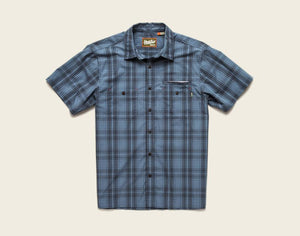 Aransas Shirt - Avery Plaid