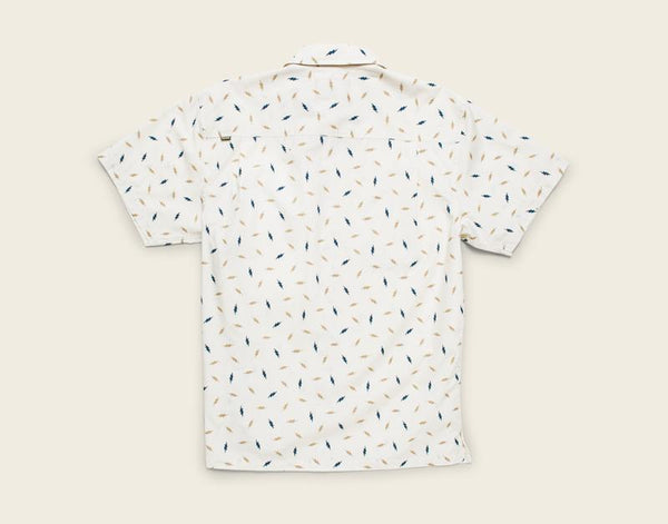 Aransas Shirt- Voltage Print
