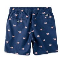 USA Silhouettes- Swim Trunks