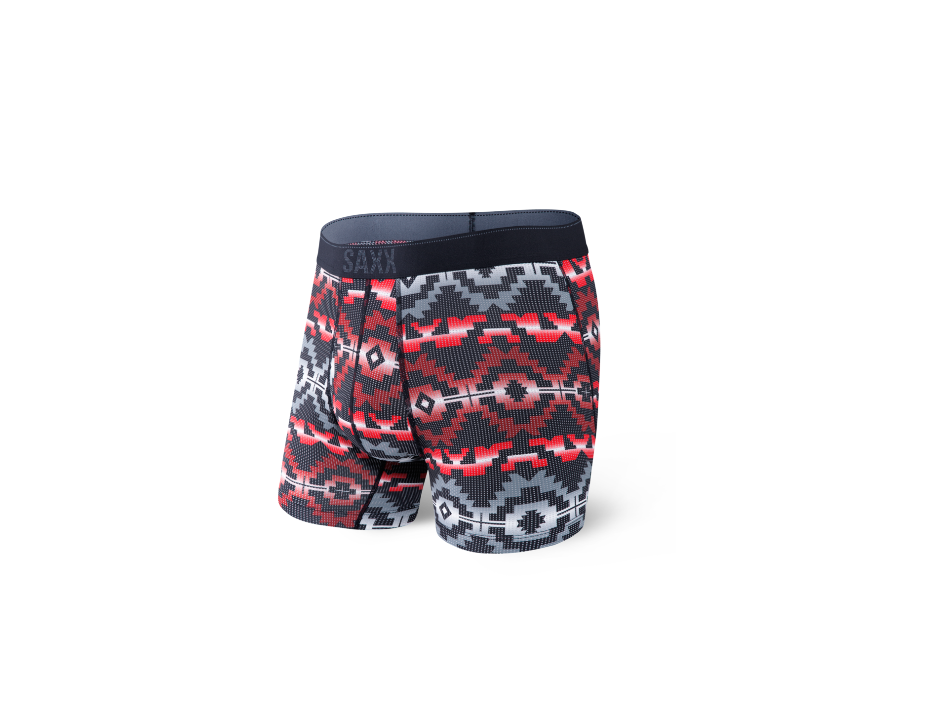 Quest Boxer Brief - Grey Desperado