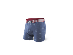 Vibe Boxer Brief - Chambray Americana