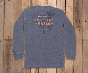Seawash Tee- Dog- Long Sleeve