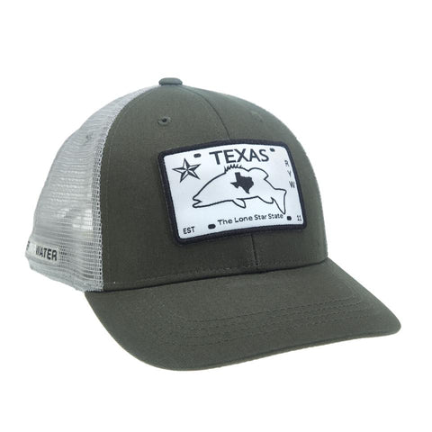 Texas License Plate Hat
