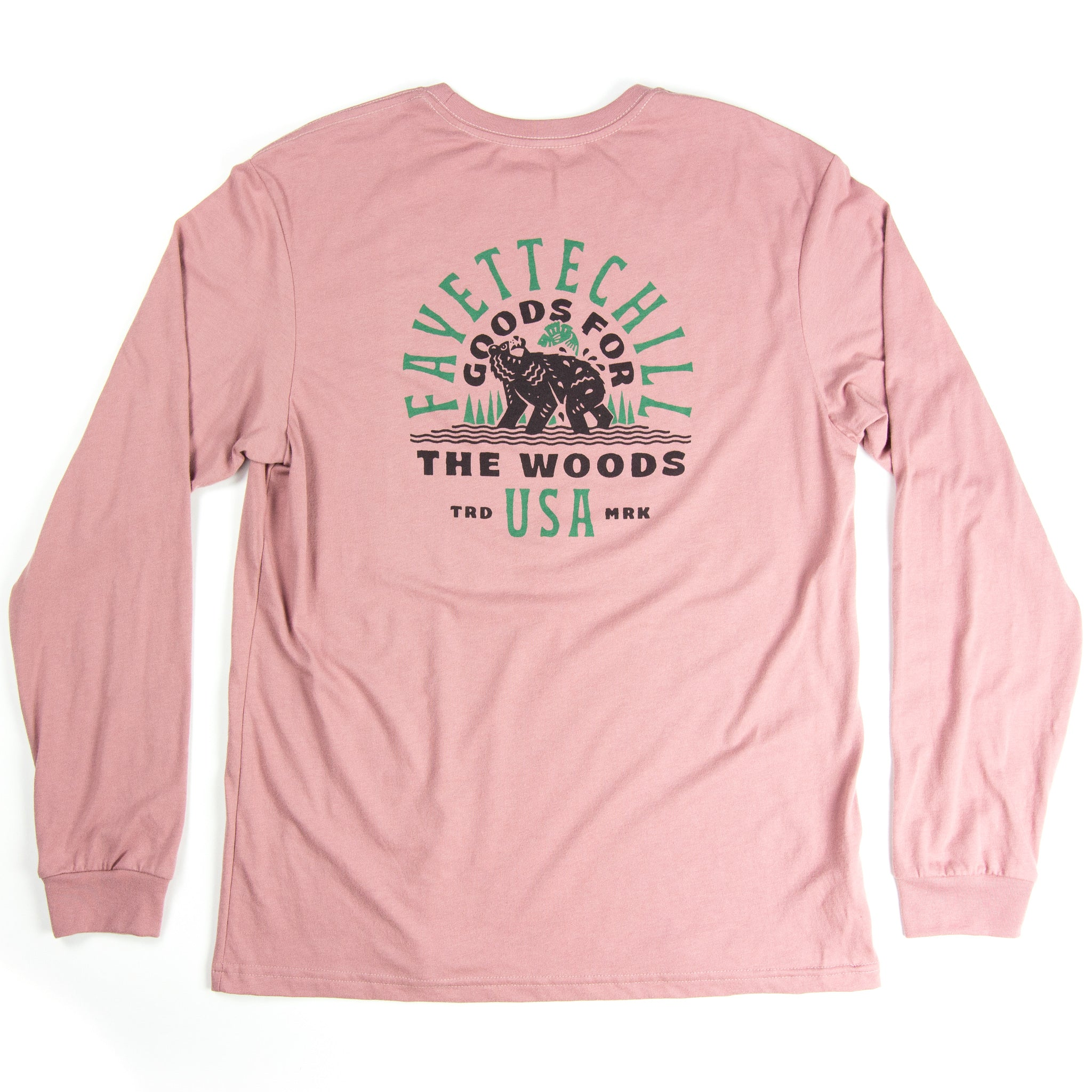 River Cub Long Sleeve T-Shirt